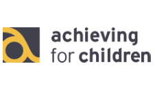 Achieving for Children organisation logo